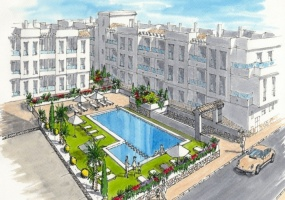 20 Calle de Calera, Torrevieja, Costa Blanca, 2 Bedrooms Bedrooms, ,1 BathroomBathrooms,In Development,Apartments,Calle de Calera,1463